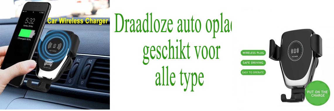 Auto Draadlose oplader
