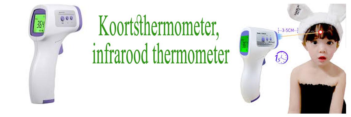 Draadlose temperatuur meter