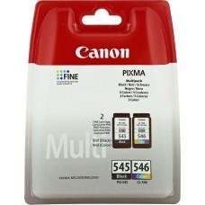 Canon PG-545/CL-546 Inkt Multipack - Origineel
