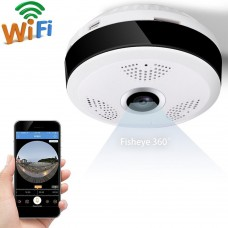 HD 1080 P 3D VR CCTV WIFI IP Camera