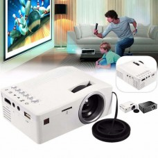 1080P Full HD Home Theater LED Multimedia Projector