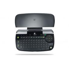 Logitech diNovo Mini™ toetsenbord Bluetooth QWERTY Zwart